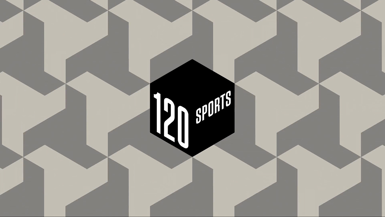 120 SPORTS BRAND IDENTITY AND 360 LAUNCH