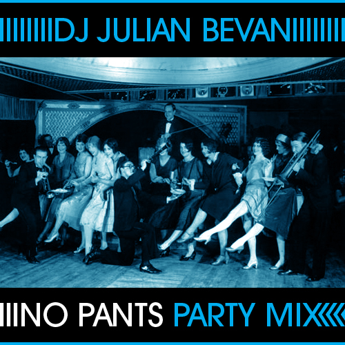 NO PANTS PARTY MIX
