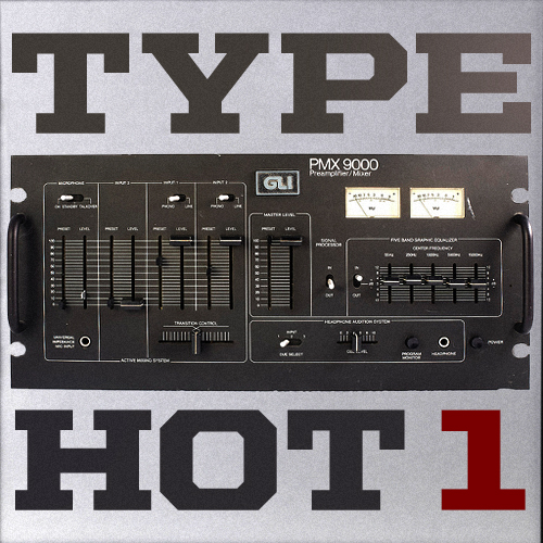 TYPE HOT VOL 1