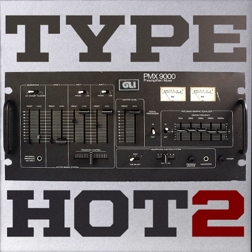 TYPE HOT VOL 2