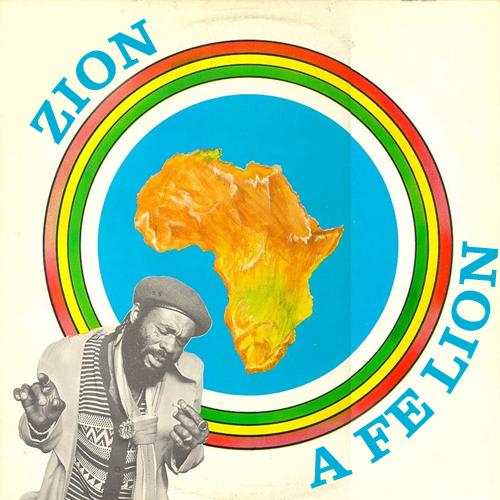 ZION A FE LION
